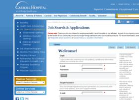 carrollhospital.authoria.net