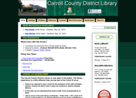 carrolllibrary.org