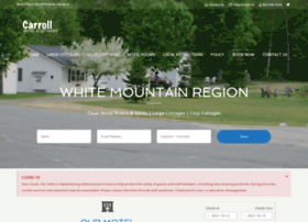 carrollmotelandcottages.com