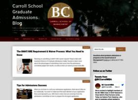 carrollschoolblog.bc.edu