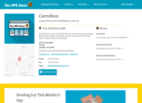 carrollton-tx-0395.theupsstorelocal.com