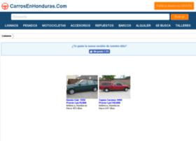 carrosenhonduras.com