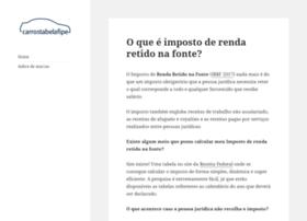 carrostabelafipe.com.br
