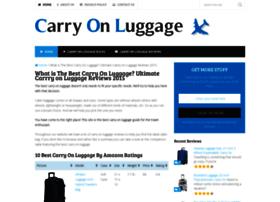 carryonluggage.info