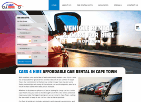 cars-4-hire.co.za