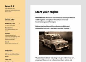 cars-a-z.net