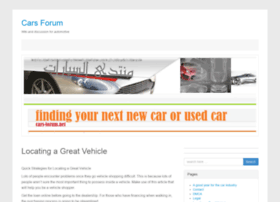 cars-forum.net