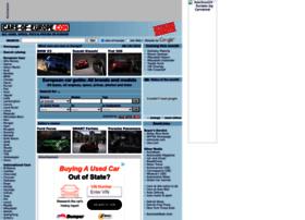 cars-of-europe.com