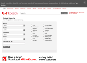 cars.koozon.co.uk