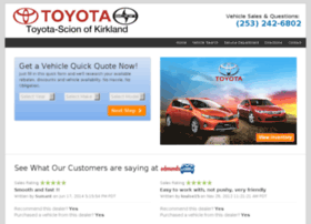 cars.toyotaofkirkland.com