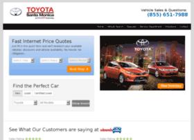 cars.toyotasantamonica.com