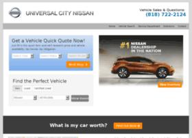 cars.universalcitynissan.com
