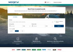 cars.westjet.com