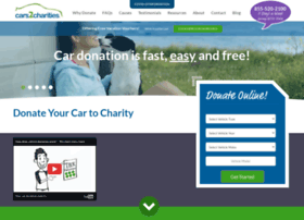 cars2charities.org