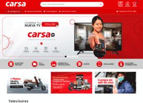 carsa.com.pe