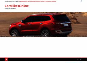 carsbikesonline.com