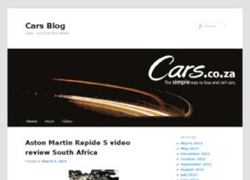 carsblog.co.za