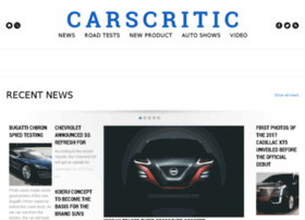 carscritic.com