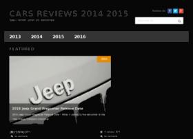 carsdata2014.com
