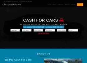 carsdowntown.com
