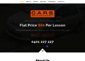 carsdrivingschool.com.au