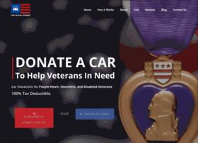 carshelpingveterans.org