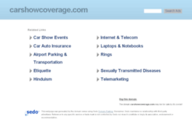 carshowcoverage.com
