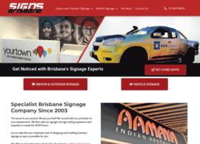 carsignsbrisbane.com.au