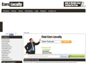carslocally.co.uk