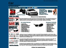 carslockoutservices.com
