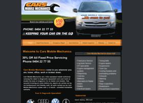 carsmobilemechanics.com.au