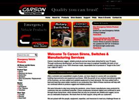 carson-mfg.com