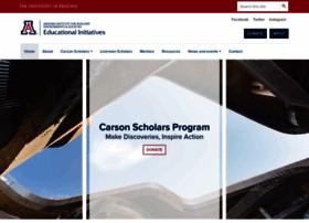 carson.arizona.edu