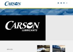 carsonoil.com