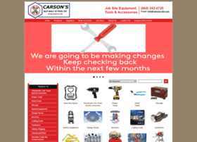 carsons-nbt.com