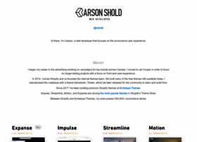 carsonshold.com