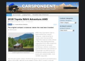 carspondent.com