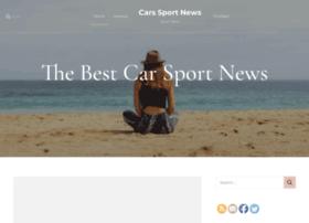 carssportnews.com