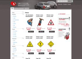 carstickers.eu