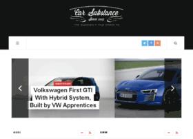 carsubstance.com