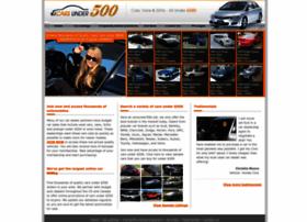 carsunder500.net