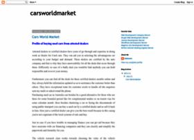 carsworldmarket.blogspot.com
