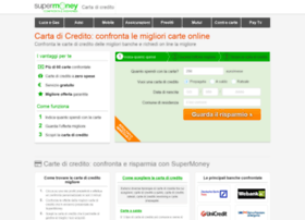 carta-di-credito.supermoney.eu