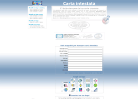 cartaintestata.iremat.it
