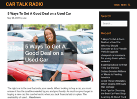 cartalkradio.net