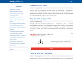 cartapoder.org