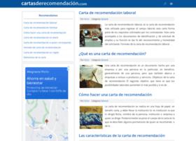 cartasderecomendacion.com