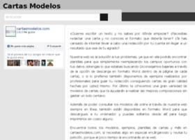 cartasmodelos.com