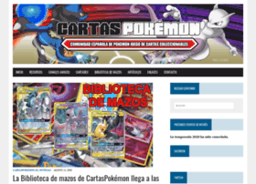 cartaspokemon.es