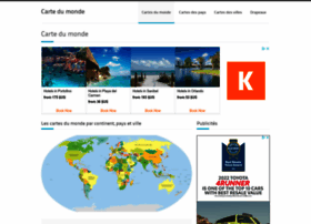 carte-du-monde.net